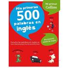Mis primeras 500 palabras en inglés