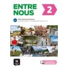 Entre nous 2 (A2) - Livre de l'élève + Cahier d'activités + CD