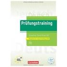 Prüfungstraining DaF: Goethe-Zertifikat B2 2019 -  Ubungsbuch + Losungen