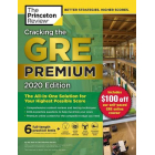 Cracking The GRE. Premium Edition With 6 Practice Tests (Graduate Test Prep)