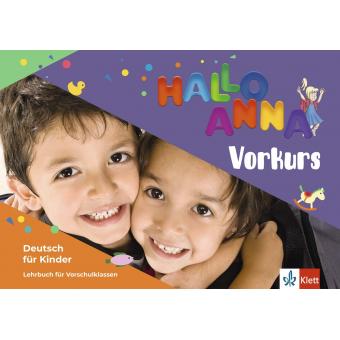 Hallo Anna neu - Vorkurs - Lehrbuch mit Audio-CD