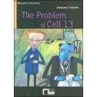 The Problem of Cell 13. B2.2 (Book with CD)