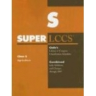 SUPERLCCS,2005 Vol. S: Agriculture
