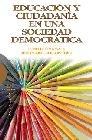 Educación y ciudadanía en una sociedad democrática