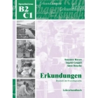 Erkundungen C1 Lehrerhandbuch B2/C1