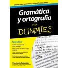Gramática y ortografía para Dummies