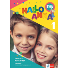 Hallo Anna 1 neu - Lehrbuch mit Audio-CD