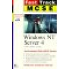 Windows NT server 4. Fast track MCSE.Covers exam 70-067
