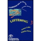 Listening 3. Skills for fluency. 2 cassettes