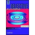 Objective First Certificate. Self-study Student's book