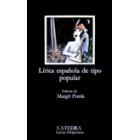 Lírica española de tipo popular (Ed. de Margit Frenk)