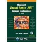 Visual basic.NET lenguaje y aplicaciones . 2 ed.