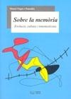 Sobre la memòria. Evolució, cultura i mnemotècnica