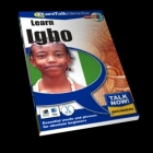Talk Now:  Aprenda Igbo.  Nivel elemental.  CD-ROM