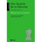 Don Quijote de la Mancha. Antología esencial
