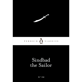 Sindbad the Sailor (Little Black Classics #54)