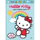 Hello Kitty ¿Qué tiempo hace?