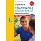 Langenscheidt Sprechtraining Deutsch für den Beruf - Übungen zum Hören und Sprechen