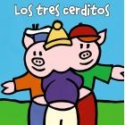 Los tres cerditos (mini marioneta)