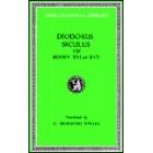 Library of history. Vol VIII. Books XVI - XVII. (Trad de C. Bradford Welles)