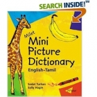 Mini Picture Dictionary Tamil - English