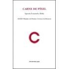 Carne de Píxel (XXXIV Premio de Poesía Ciudad de Burgos)