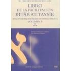 Libro de la facilitación Kitàb at-Taysír. (Diccionario judeo árabe de hebreo bíblico) Volumen I-II
