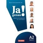 Ja genau! A2 Band 2. Kurs- und Übungsbuch