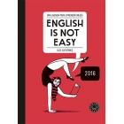 2016 Agenda English is not Easy