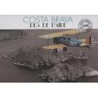 Costa Brava des de l'aire. Calendari 2017