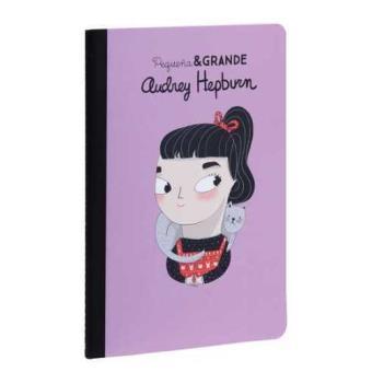Libreta Alba Audrey Hepburn