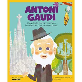Antoni Gaudí. L'arquitecte que s'inspirava en la natura per crear les seves obres