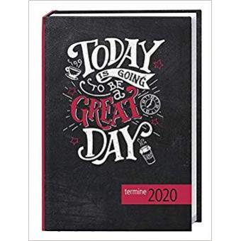 Typo Tafelbuch Termine 2020