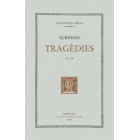 Tragèdies, Vol. X.