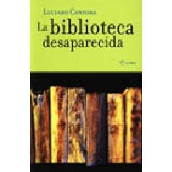 La biblioteca desaparecida