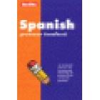 Spanish grammar handbook