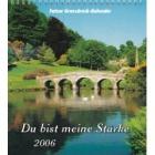 Du bist meine Stärke Postkartenkalender 2009