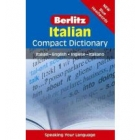 Italian 2th edition berlitz compact dictionary
