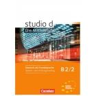Studio d B2/2 Die Mittelstufe Sprach- und Prüfungstraining