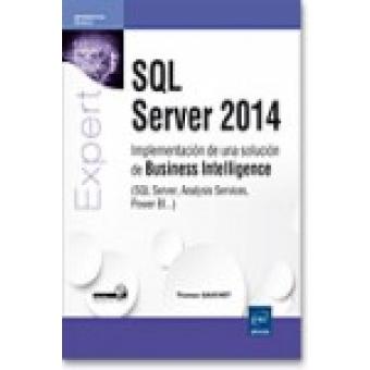 SQL Server 2014 implementación de una solución de business inteligence