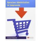 Operacions Administratives de Compravenda. CFGM