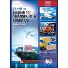 Flash on english for transport & logistics. Per le Scuole superiori. Con file audio per download (Flash On Esp)