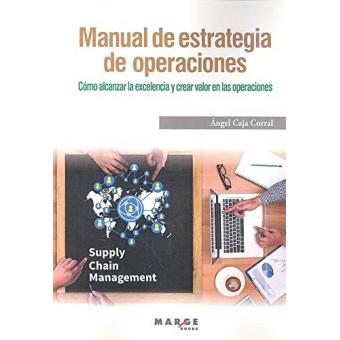 Manual de estrategia de operaciones