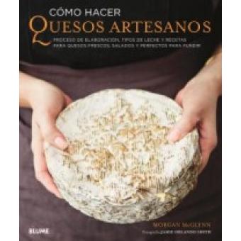 Cómo hacer quesos artesanos. Proceso de elaboración, tipos de leche y recetas para quesos frescos, salados y perfectos para fundir