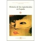 Historia de los espectáculos en España