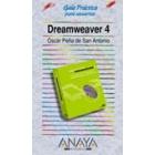 Dreamweaver 4. Guía práctica para usuarios.