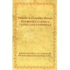 Tesoro de la lengua castellana o española ( incluye DVD) Edición integral e ilustrada