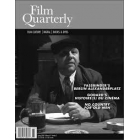 Film Quarterly (Print + Online)