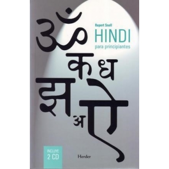 Hindi para principiantes + 2 Audio CDs