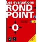 Les évaluations de Rond-Point 2 (Livre + CD audio-rom)